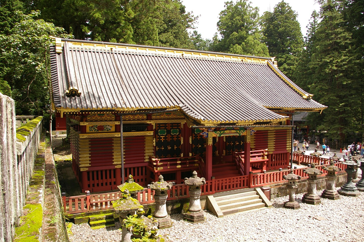 toshogu-shrine-992133_1280